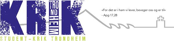 KRIK header, med logo